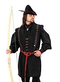 Robin Hood Suede Doublet