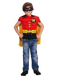 Robin Muscle Shirt Kids Costume