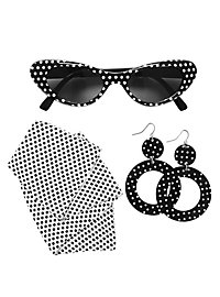 Rockabilly accessory set