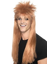 Rocker Mullet Wig