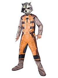 Rocket Raccoon Costume For Children