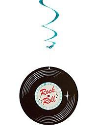 Rock'n'Roll Dekospiralen 2 Stück