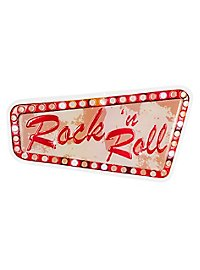 Rock'n'Roll Party Wall Decoration