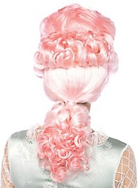 Rococo wig gray