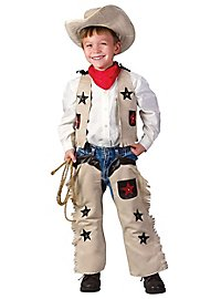 Rodeo cowboy kid's costume