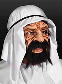Roi du pétrole Masque en latex