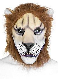 Roi Lion Masque en latex