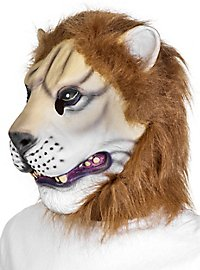 Roi Lion Masque en latex