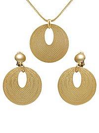 Roman jewellery set