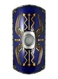Roman Shield Scutum Deluxe blue Foam Weapon