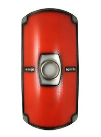 Roman Shield Scutum red Foam Weapon