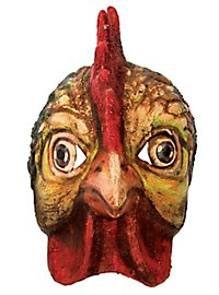 Rooster Venetian Mask
