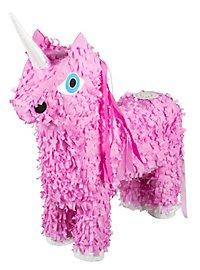 Rosa Einhorn Piñata