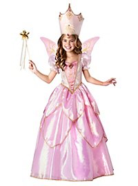 Rose Fairy Kids Costume