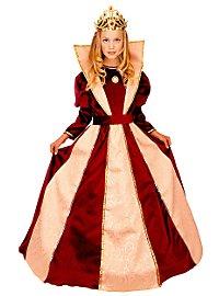 Rose Red Child Costume