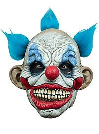 Rotbäckchen Horrorclown Kindermaske