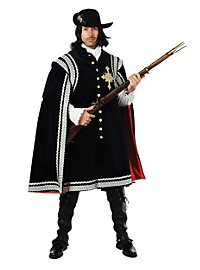 Royal Musketeer Costume
