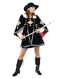 Royal Musketeer Lady Costume