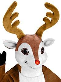 Rudolph Maskottchen