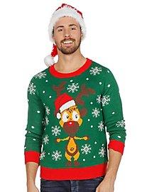 Rudolph Weihnachtspulli