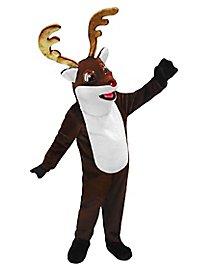 Rudy the Reindeer Mascot