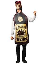 Rum Flasche Kostüm