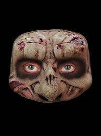 Runzliger Zombie Augenmaske
