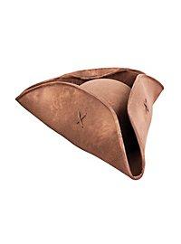 Rustic Tricorn brown