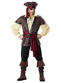 Rustikaler Pirat Kostüm