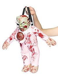 Sac à dos bébé zombie