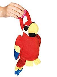 Sac à main perroquet
