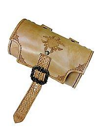 Sacoche de ceinture - Guerrier celte (marron)