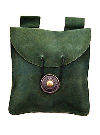 Sacoche à ceinture verte
