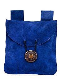Sacoche de ceinture bleue