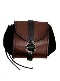 Sacoche de ceinture - Fripouille (marron)