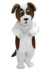 Saint Bernard Mascot