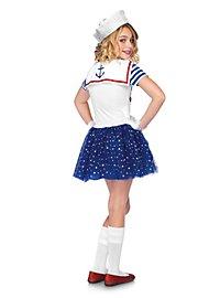 Sally Sailor Kids Costume