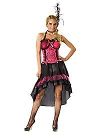 Saloon dancer costume