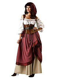 Saloon Wench Costume