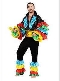 Samba Dancer Men's Costume