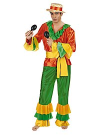 Sambatänzer Rio Kostüm