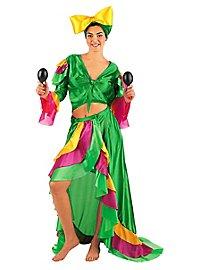 Sambatänzerin Rio Kostüm