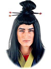 Samurai Warrior Wig