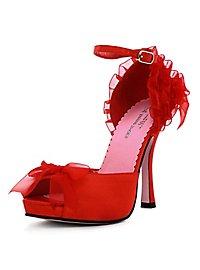 Sandales de tango à hauts talons