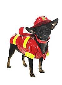 Sapeur-pompier Déguisement de chien