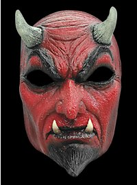 Satan Horror Mask made of latex