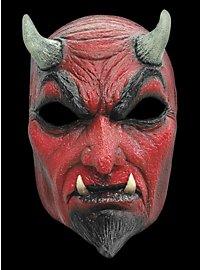 Satan Horror Mask made of latex