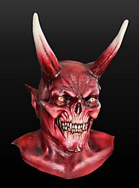 Satanic Majesty Latex Devil Mask