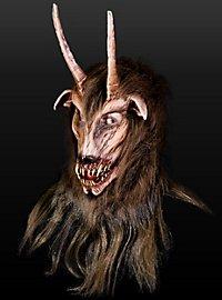 Satyr Maske aus Latex