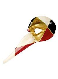 Scaramouche arlecchino - Venezianische Maske